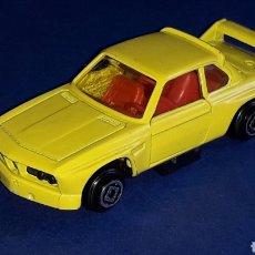 Coches a escala: BMW 3.3 CSL REF. 29, METAL ESC. APROX. 1/64, GUISVAL IBI SPAIN, CAMPEÓN, AÑOS 80.. Lote 167754676