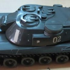 Coches a escala: TANQUE MILITAR MBT-70 USA GERMANY 15 CM. LARGO. Lote 167962020
