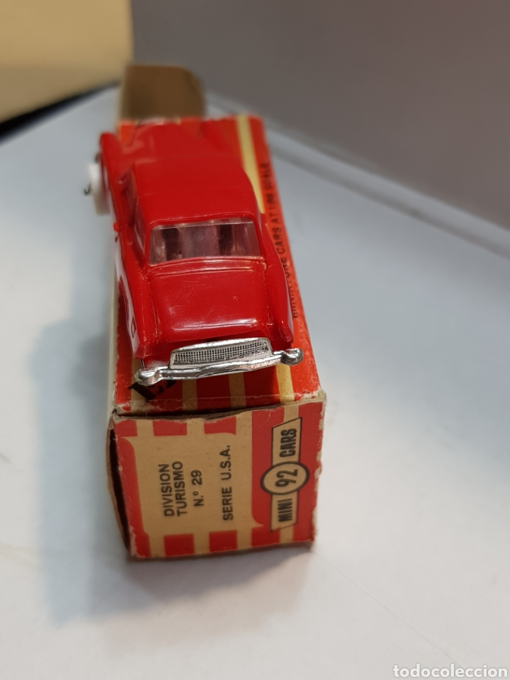 Coches a escala: Coche Hawk Studebaker de Anguplas Mini cars en caja original - Foto 4 - 168247893