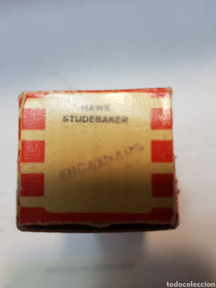 Coches a escala: Coche Hawk Studebaker de Anguplas Mini cars en caja original - Foto 6 - 168247893