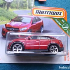 Coches a escala: MATCHBOX DIECAST 1/64 MERCEDES BENZ GLE COUPE. Lote 168429340