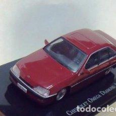Carros em escala: COCHE METALICO A ESCALA CHEVROLET OMEGA DIAMOND AÑO 1994 - CHEVROLET-016. Lote 190847105