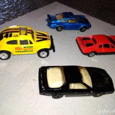Coches a escala: MC TOY MC TOYS MAISTO LOTE 4X COCHES. Lote 168834376