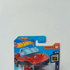 Coches a escala: HOT WHEELS SPIDER MOBILE AMAZING SPIDER-MAN. Lote 168938373