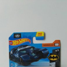 Coches a escala: BATMAN HOT WHEELS THE DARK KNIGHT BATMOBILE. Lote 168938729