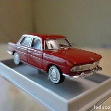 Coches a escala: BMW 1500 ,BREKINA REF. 244026 ,ESCALA 1/87. Lote 168959748