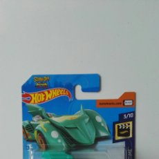 Coches a escala: HOT WHEELS BATMOBILE SCOOBY-DOO BATMAN. Lote 168989186