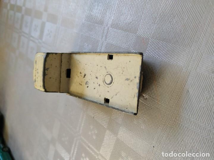Coches a escala: MAJORETTE SAVIEM ESCALA 1/100 FABRICADO EN FRANCIA AÑOS 80 - Foto 4 - 169687408