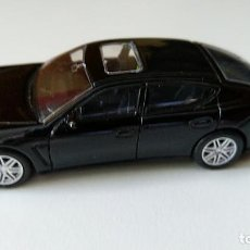 Auto in scala: PORSCHE PANAMERA TURBO RMZ CITY - TAMAÑO HOT WHEELS. Lote 169725132