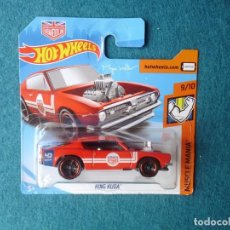 Auto in scala: HOT WHEELS KING KUDA . Lote 169811676