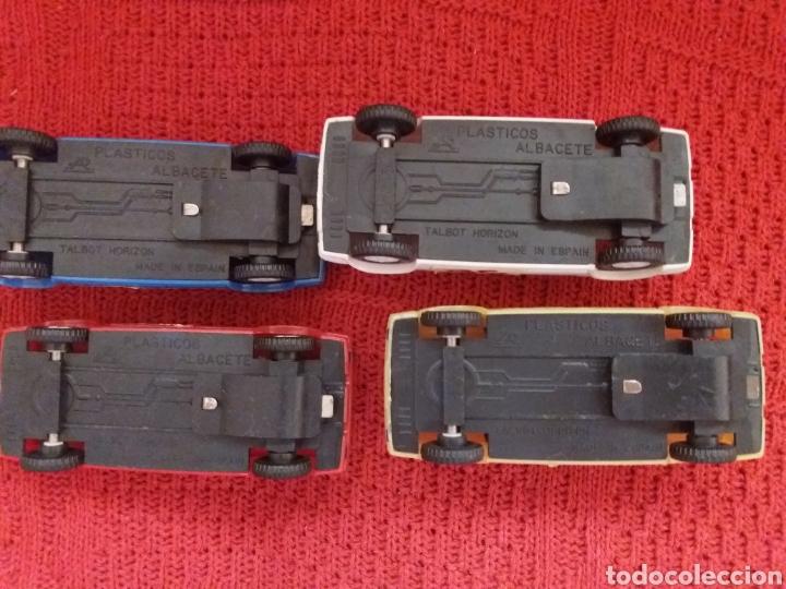 Coches a escala: 4 COCHES TALBOT HORIZON -PLÁSTICOS ALBACETE- - Foto 3 - 170091824