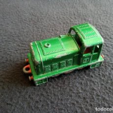 Coches a escala: MATCHBOX - TREN SHUNTER. Lote 170102588