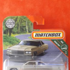 Coches a escala: MATCHBOX '75 CHEVY CAPRICE. Lote 171176700