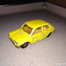 Coches a escala: MAJORETTE - FIAT 127 SEAT - MADE IN FRANCE 70S 80S DIE-CAST 1:64 3 INCHES. Lote 171238943