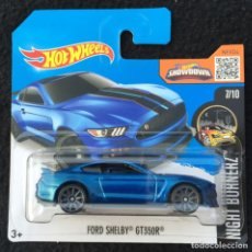 Auto in scala: HOT WHEELS FORD SHELBY GT350R. Lote 171358637