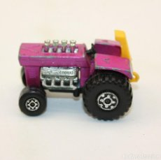 Coches a escala: MATCHBOX TRACTOR - LESNEY 1972 - MADE IN ENGLAND. Lote 171389364