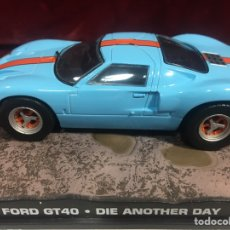 Coches a escala: COCHE ESCALA FORD GT40 .DIE ANOTHER DAY . 007. Lote 171480104