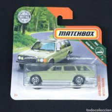 Coches a escala: MATCHBOX. MERCEDES-BENZ. W123 WAGON. MATTEL 3/100. Lote 171640368