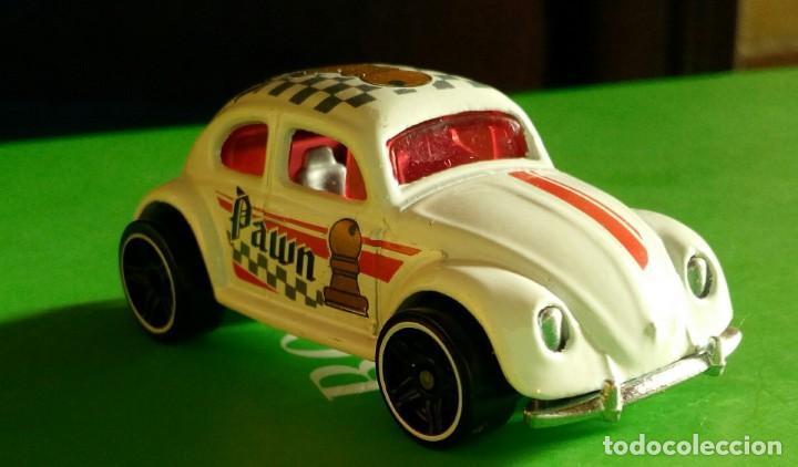 HOT WHEELS VOLKSWAGEN VW BEETLE (Juguetes - Coches a Escala Otras Escalas )