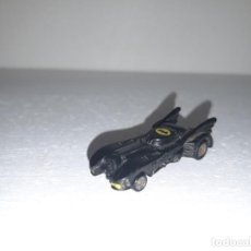 Coches a escala: COCHE BATMAN BATMOVIL BATMOBILE ERTL DC 1989 NO GALOOB MICRO MACHINES. Lote 171827435