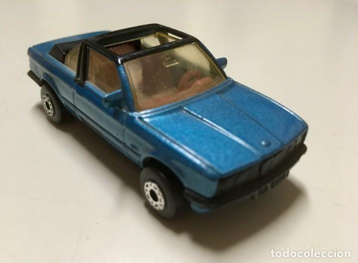 Coches a escala: BMW 323i Cabrio. Matchbox. Escala 1/58 - Foto 1 - 171878922