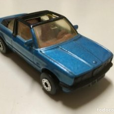 Coches a escala: BMW 323I CABRIO. MATCHBOX. ESCALA 1/58. Lote 171878922