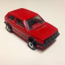 Coches a escala: VOLKSWAGEN GOLF GTI. MATCHBOX. ESCALA 1/58. Lote 171932837