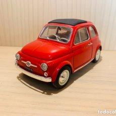 Coches a escala: FIAT 500 DE BURAGO ESCALA 1/16. Lote 172175078