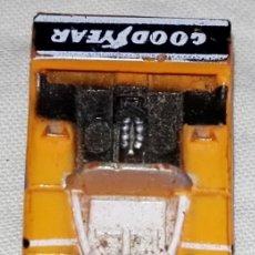Coches a escala: ANTIGUO COCHE MICRO MACHINES - GOODYEAR. Lote 172406440