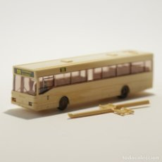 Coches a escala: BUS MB 1/87 H0 WIKING. Lote 172580454