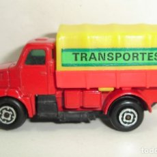 Coches a escala: CAMION VOLVO TRANSPORTES GUISVAL MADE IN SPAIN. Lote 172616079
