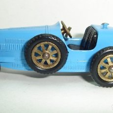 Coches a escala: BUGATTI TYPE 35 MATCHBOX LESNEY YESTERYEAR NUMERO 6. Lote 173089355