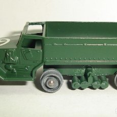 Coches a escala: CAMION MILITAR M3 PERSONNEL CARRIER MATCHBOX LESNEY NUMERO 49. Lote 173279328