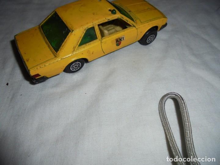 Coches a escala: GUISVAL FIAT 130 TAXI .ESCALA 1/37 - Foto 3 - 173598483