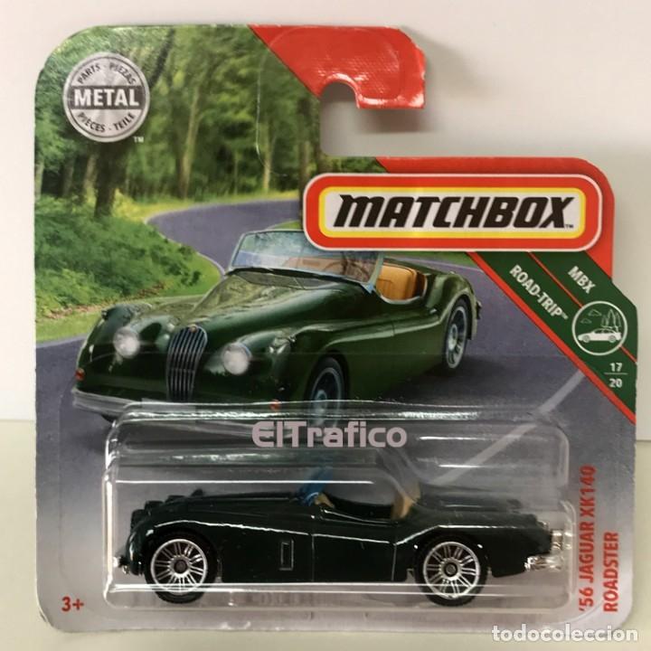 Matchbox /´56 Jaguar XK140 Roadster 1:64