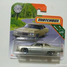 Coches a escala: MATCHBOX 75 CHEVY CAPRICE. Lote 174336455