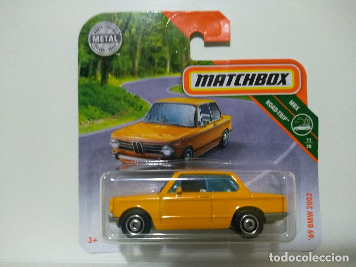 Coches a escala: MATCHBOX 69 BMW 2002 - Foto 1 - 174460319