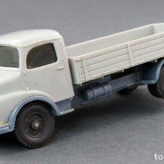 Voitures à l'échelle: CAMIÓN MERCEDES WIKING MADE IN GERMANY PLÁSTICO AÑOS 70. Lote 175427634