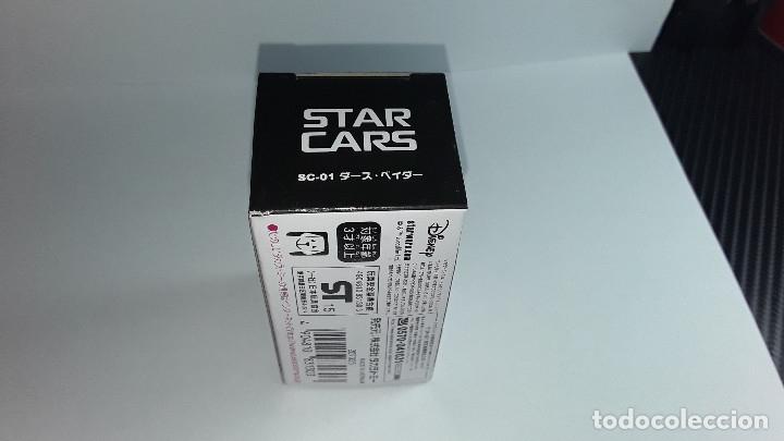 Coches a escala: STAR CARS -DARTH VADER-STAR WARS-TAKARA-TOMICA-1/64-MADE IN VIETNAN- - Foto 5 - 175608020