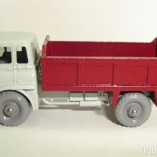 Coches a escala: CAMION BEDFORD TIPPER MATCHBOX LESNEY NUMERO 3. Lote 175721762
