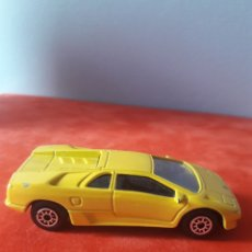 Coches a escala: LAMBORGHINI DIABLO ESCALA 1:64 WELLY. Lote 175899838
