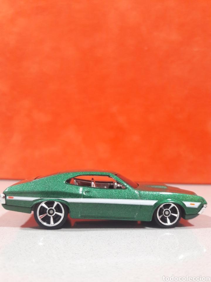 Hot Wheels 72 Ford Gran Torino Sport Acquista Auto In Miniatura