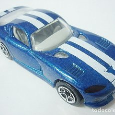 Coches a escala: MATCHBOX MB276 1 DODGE VIPER GTS. Lote 176385118