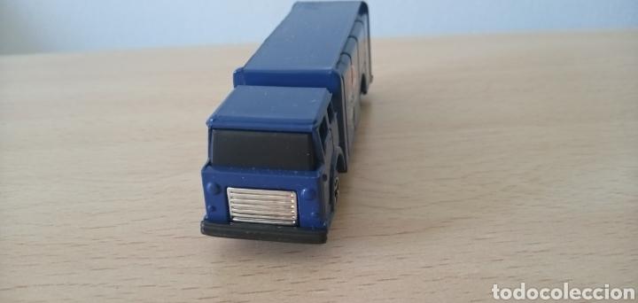 Coches a escala: Réplica camión de bebida Pepsi Cola por Atosa Bottle Truck Golden Wheel Escala 1:87. Nuevo - Foto 2 - 176497145