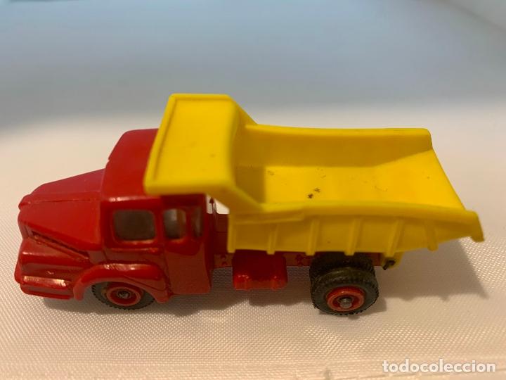 Coches a escala: MINI CARS UNIC. VOLQUETE. ESCALA 1/86. - Foto 2 - 176503733
