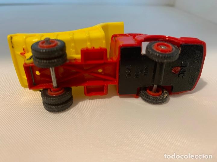 Coches a escala: MINI CARS UNIC. VOLQUETE. ESCALA 1/86. - Foto 3 - 176503733