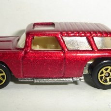 Coches a escala: CHEVROLET NOMAD ROJO HOT WHEELS ESCALA 1:64. Lote 176746397