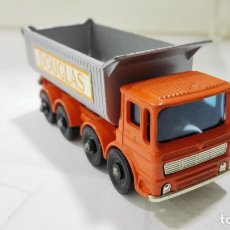 Coches a escala: 8 WHEEL TIPPER, Nº 51, MATCHBOX, MADE IN ENGLAND BY LESNEY. Lote 176751995