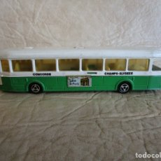 Voitures à l'échelle: ANTIGUO AUTOBUS CONCORDE MAJORETTE N.310 ESCALA 1/87 MADE IN FRANCE. Lote 38561518