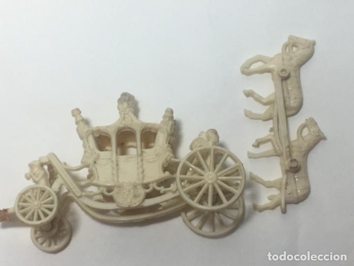 Coches a escala: original Años 70 Carroza princesa reina - Foto 4 - 176912193